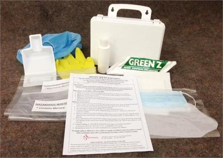 Mercury Clean Up Kit This Portable Kit Is Designed To