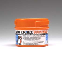 "36"" x 30"" Water-Jel Burn Wrap (in canister)"
