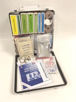 ANSI 2015 Class A Logger's First Aid Kit #F40-237S (contents)