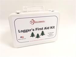 Logger's First Aid Kit #F40-235S (steel cabinet)