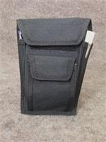 EMT Instrument Pack Kit in a Black 4 Pocket Holster Case