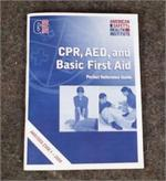 First Aid Guide - English