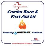 Combination Burn & First Aid Kit