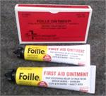 Foille® First Aid Ointment, 2 tubes/unit box