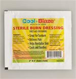 COOL BLAZE  Sterile Burn Dressing  2