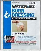 WATER-JEL Sterile Burn Dressing  2