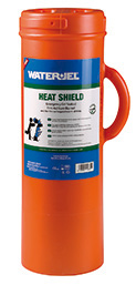 8' x 6' Water-Jel Heat Shield (in canister)