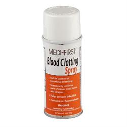 Blood Clotting Spray, 3 oz Can