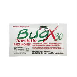 Bug X Insect Repellent Towelettes