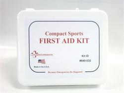 Compact Sports First Aid Kit, #F40-032