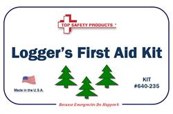 Logger's First Aid Kit #F40-235