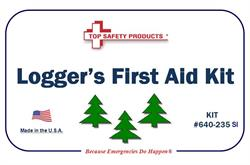 Logger's First Aid Kit #F40-235SI