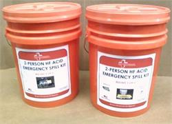 2 Person HF Spill Kit