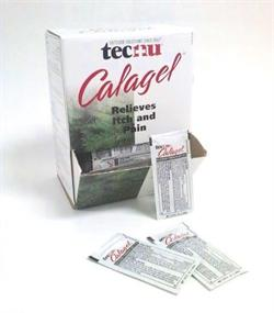 Calagel Medicated Anti-Itch Gel (Box 144 Pkts)