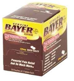Bayer Aspirin *Dispenser Pack* (100 pkt x 2)