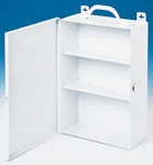 3-Shelf Steel Cabinet