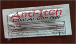 Anti-Itch Dual Action Gel