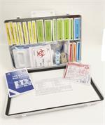 Combination Compliance Kit: ANSI 2015 Class A+BBP+PPE, #F44506